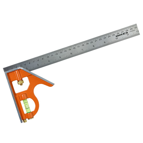 Bahco 300MM Combination Square