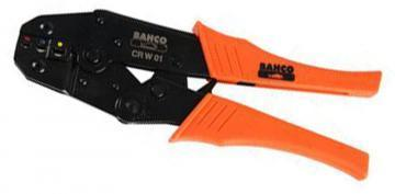Bahco Insulated Ratchet Crimping Plier