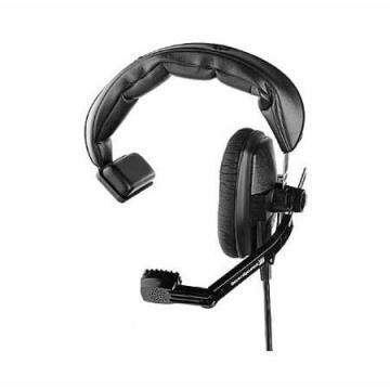 beyerdynamic DT108 Black Comms Headset Kit
