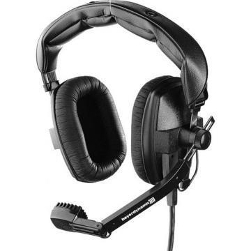 beyerdynamic DT109 Black Comms Headset Kit