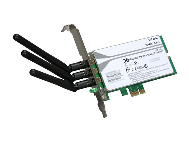 D-Link Wireless N PCI-E Adapter