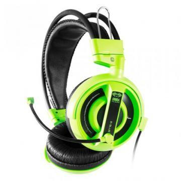 E-Blue Cobra Series Green Pro Gaming Headset