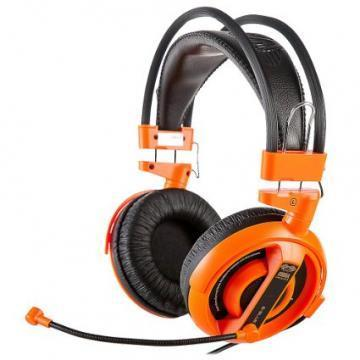E-Blue Cobra Series Orange Pro Gaming Headset