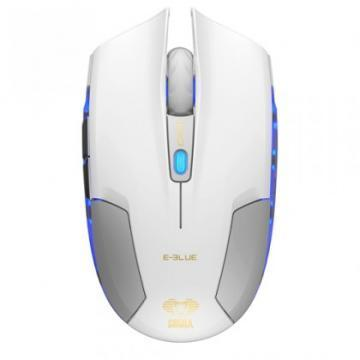 E-Blue Cobra Type-S White Compact Gaming Mouse
