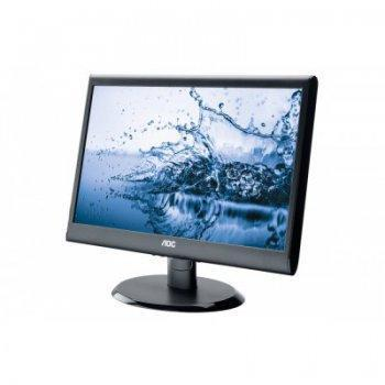 "AOC E950SWDAK 18.5"" LED DVI Monitor"