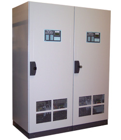 Borri E2001.e 20kVA 3/1 phase UPS with galvanic separation