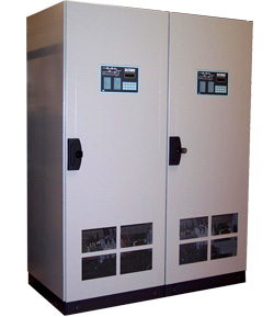 Borri E3001.e 200kVA 3/3 phase UPS with galvanic insulation