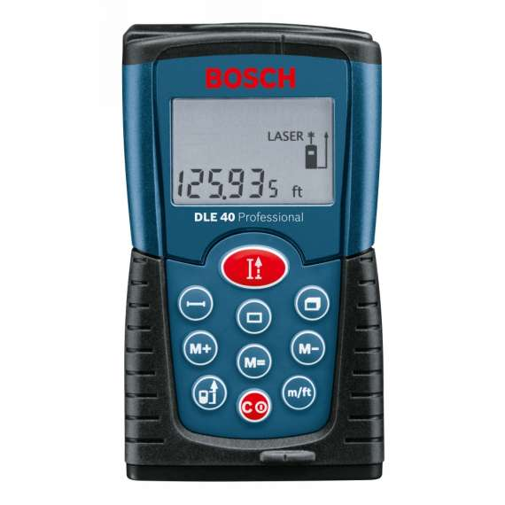 Bosch 40m Laser Range Finder