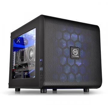 Thermaltake Core V21 Stackable Micro ATX PC Case