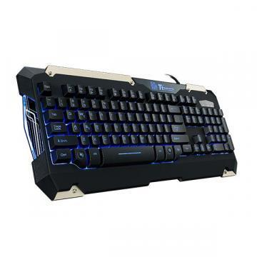 Thermaltake Commander Backlit Keyboard & Mouse Deskset