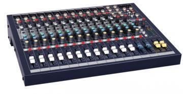 Soundcraft EPM12 Mixing Console 12+2
