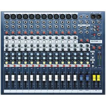 Soundcraft EFX12 Mixing Console 12/2