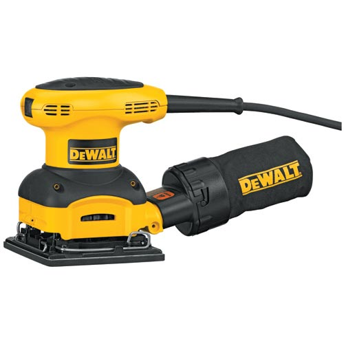 DeWalt 240V Palm Grip Sander