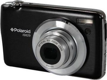 Polaroid Black 16MP iS829 Digital Camera
