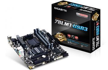 Gigabyte GA-78LMT-USB3 Socket AM3+ Motherboard
