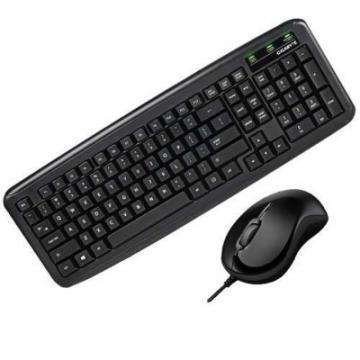 Gigabyte KM5300 Compact Keyboard and Mouse Deskset