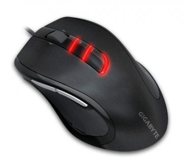 Gigabyte M6900 Precision Optical Mouse Black