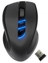 Gigabyte ECO 600 Ergonomic Wireless Laser Mouse Black