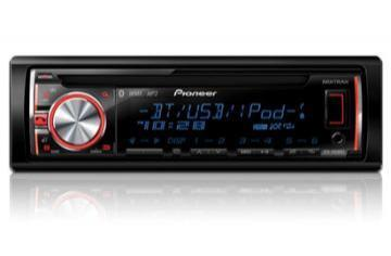 Pioneer DEH-6600DAB Car CD Player + IPHONE Dock + DAB