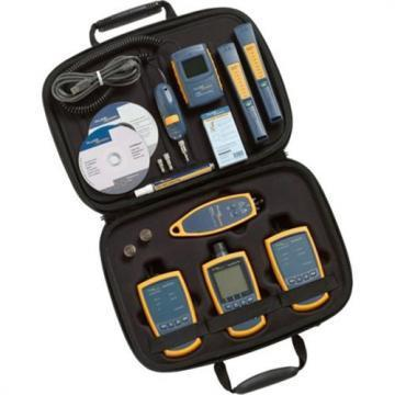 Fluke Networks SimpliFiber Pro Optical Power Meter and Fibre Test Kit