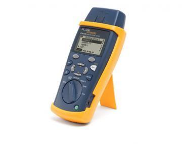 Fluke Networks CableIQ Qualification Tester for 10/100/1000/VoIP