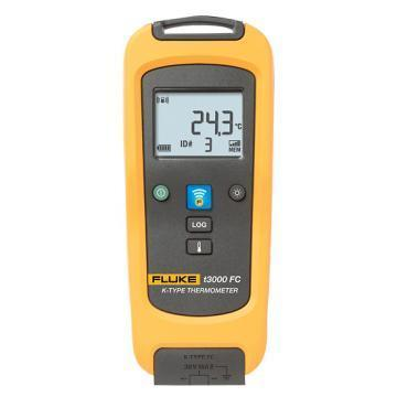 Fluke K-Type Thermocouple Thermometer with Wireless