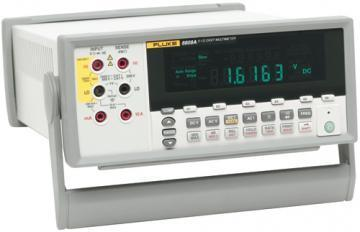 Fluke 5.5 Digit Dual Display Bench Top Digital Multimeter with RS232