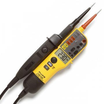 Fluke Voltage and Continuity Tester with LCD, Ohms