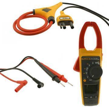 Fluke 376 True RMS AC/DC Clamp Meter with a 34mm Diameter and iFlex