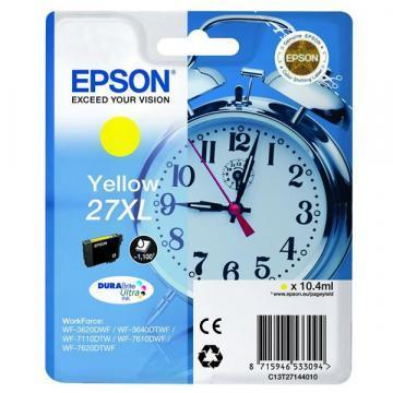 Epson T2714XL Yellow Ink Cartridge