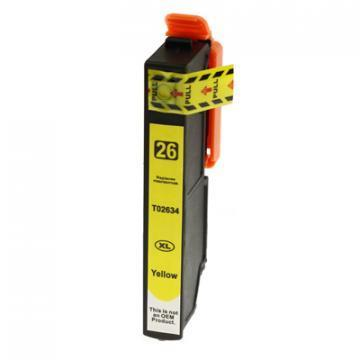 Epson T2634 XL Yellow Ink Cartridge