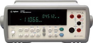 Keysight 34405A 5.5 Digit Digital Multimeter with a 120000 Count