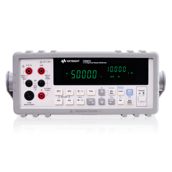 Keysight U3402A 5.5 Digit Digital Multimeter, 120000 Count