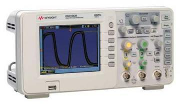Keysight DSO1052B DSO1000B Series, 2 Analogue  Oscilloscope