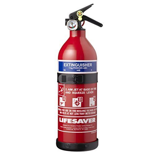 Kidde 1.0KG ABC Fire Extinguisher