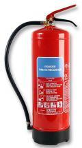Kidde 9.0KG Dry Powder Extinguisher