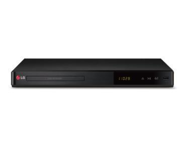 LG DP542H DivX DVD Player with HD Upscaling
