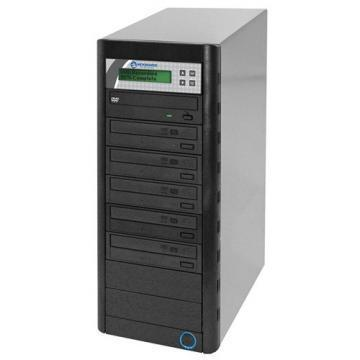 Microboards QD-DVD-125 1 to 5 DVD Duplicator