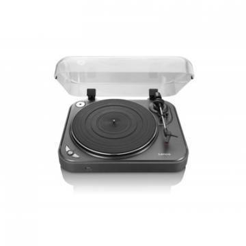 Lenco L-83 Turntable with USB Direct Encoding