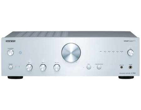 Onkyo A-9030 2x 65W Stereo Amplifier in Silver