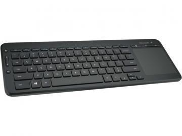 Microsoft All-in-One Wireless Media Keyboard