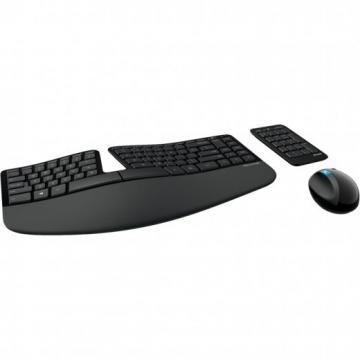 Microsoft Sculpt Ergonomic Wireless Desktop