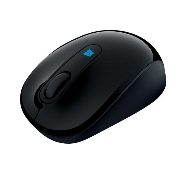 Microsoft Sculpt Mobile Black Mouse