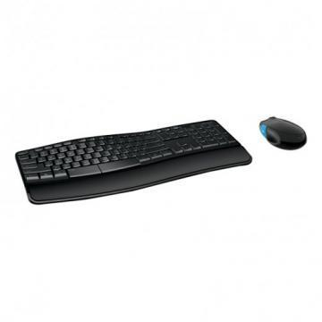 Microsoft Sculpt Comfort Wireless Desktop
