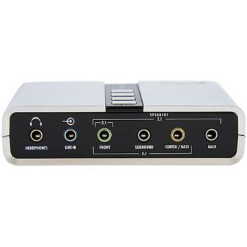 Startech 7.1, USB, SPDIF Sound Card