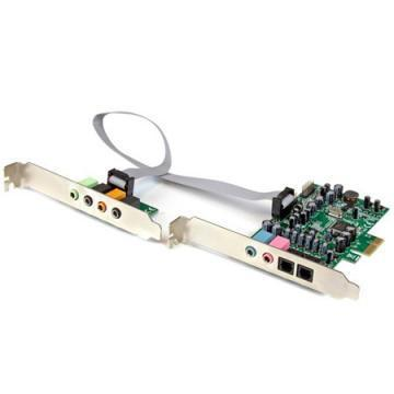 Startech 7.1 Channel PCI-Ex Soundcard