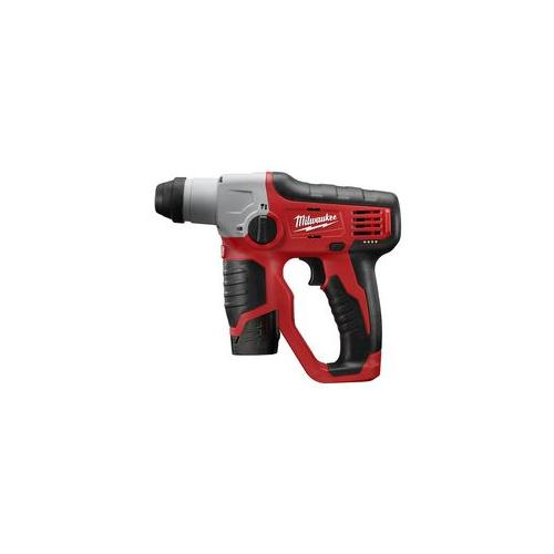 Milwaukee Tool M12, 2X4.0AH, 12V SDS Drill