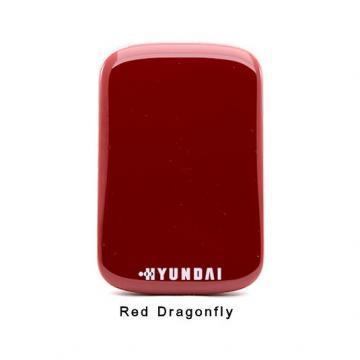 Hyundai Red 512GB USB 3.0 Portable Solid State Drive