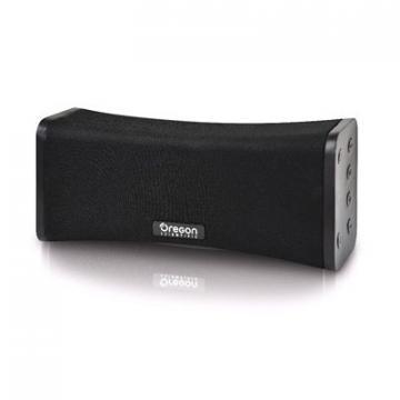 Oregon Boombero Black Wireless Speaker