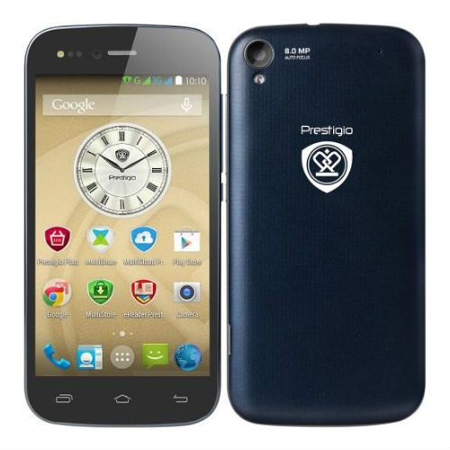 Prestigio Grace X3 Quad Core Dual SIM Mobile Phone